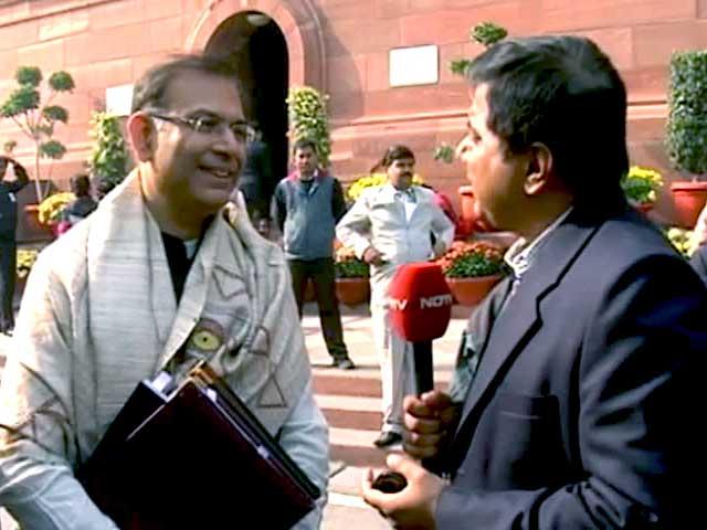 Videos : झारखंड को चाहिए कर्मठ सीएम : जयंत सिन्हा