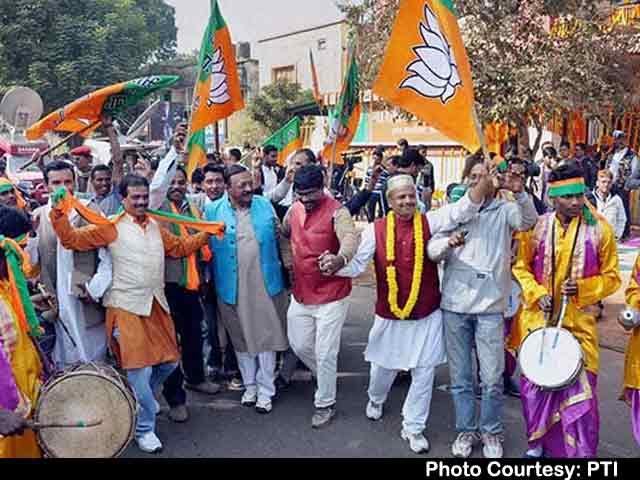 Video : BJP Gets Jharkhand on Promise of Development