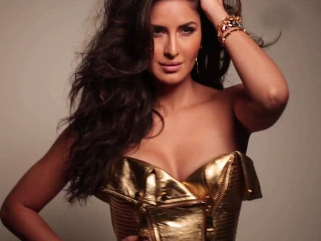 Video : Behind The Scenes: Katrina is Vogue's Goddess in Gold