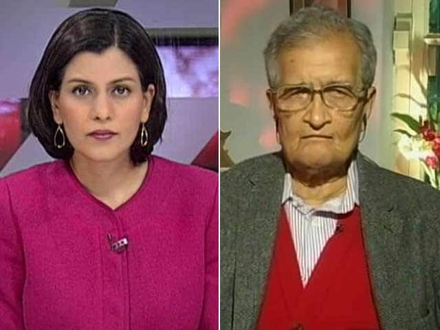 Video : 'Vajpayee Went Beyond His Duties as a Leader': Amartya Sen to NDTV