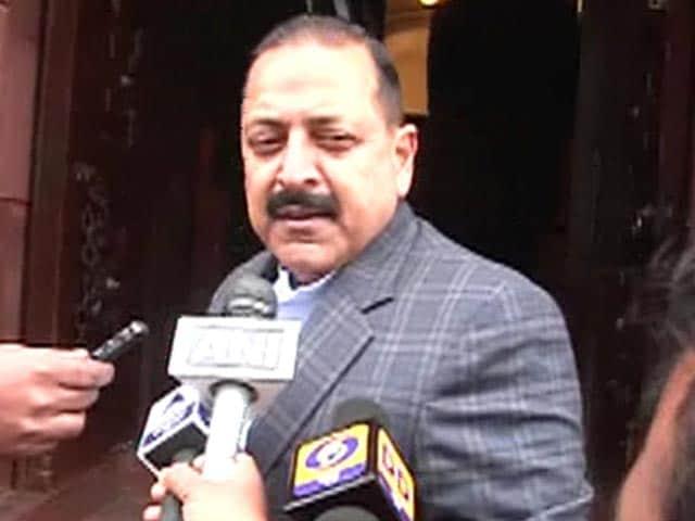 Video : जम्मू-कश्मीर : जितेंद्र सिंह बनेंगे बीजेपी विधायक दल के नेता!