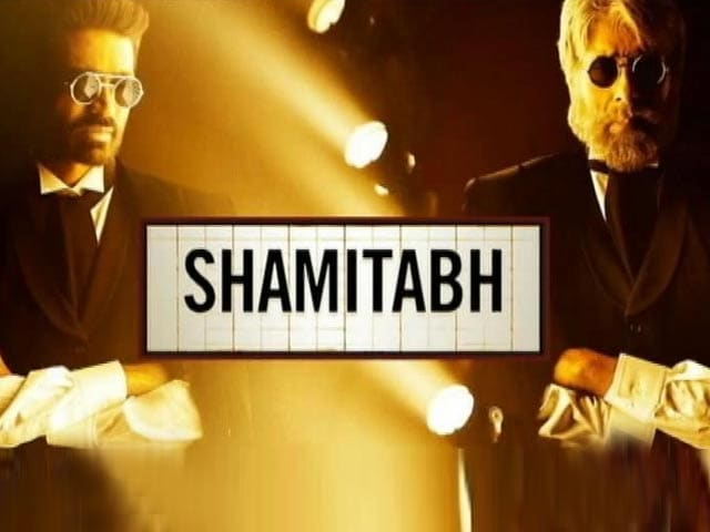 Amitabh Bachchan, the Kalakaar in Shamitabh