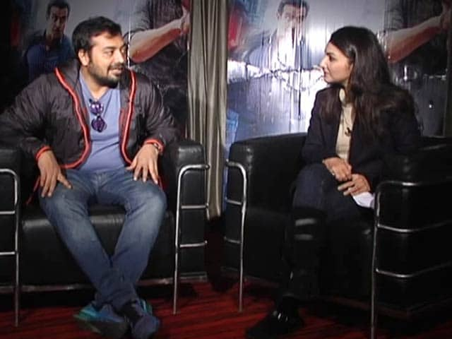 Video : The Purpose of <i>Ugly</i> is to Disturb People, Says Anurag Kashyap