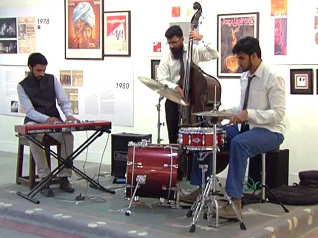 Video : Art Matters: Jazz Indian Style