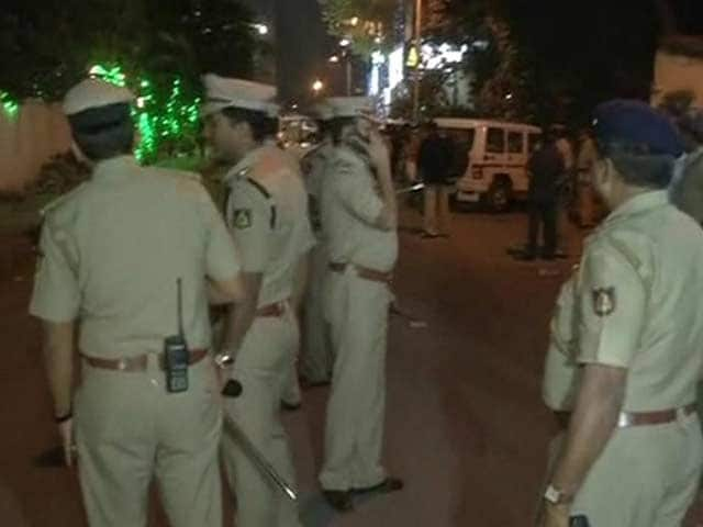 Video : Blast in Bengaluru's Church Street, Woman Killed