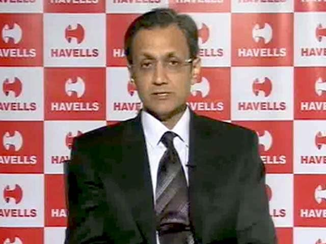 Video : No Need For Debt Funding: Havells
