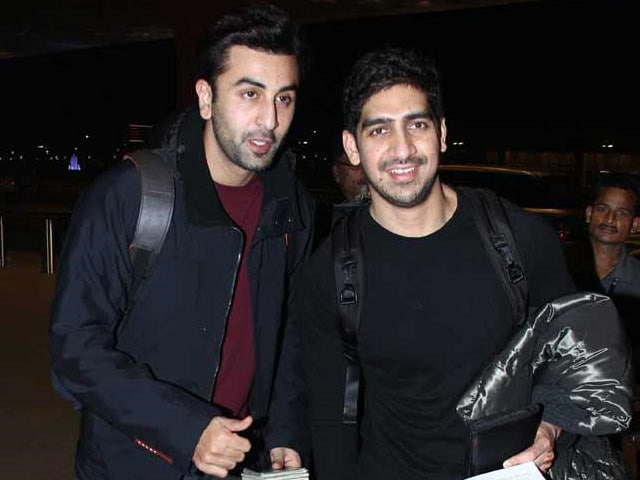 Video : Ranbir Kapoor, Ayan Mukerji's New Year Destination