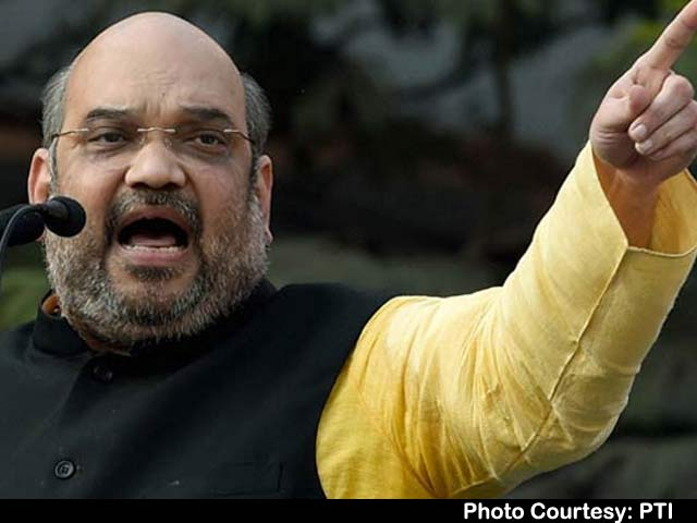Video : BJP Chief Amit Shah Won't Face Trial in Fake Encounter Cases