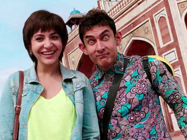 Video : With PK, Aamir Beats His Own Box Office Record