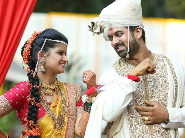 Video : Band Baajaa Bride: Samhita and Prathamesh's Filmy Romance Comes True
