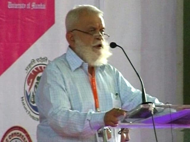 Video : Ancient India Had Planes: Controversial Claim At Science Congress