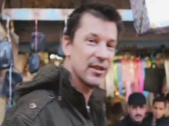 Video : Islamic State Releases 7th Video of British Journalist John Cantlie