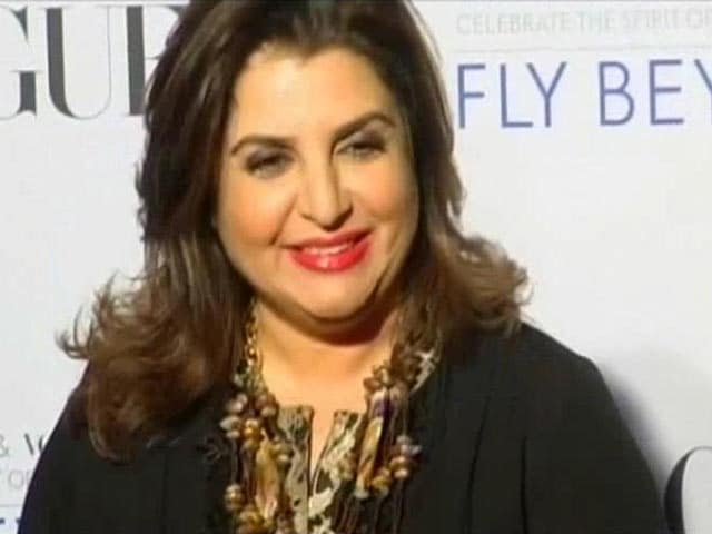 Video : No Film With Salman Khan in Near Future: Farah Khan