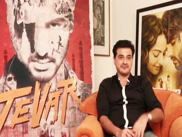 Sanjay Kapoor Couldn't See Arjun Take Risky Shots