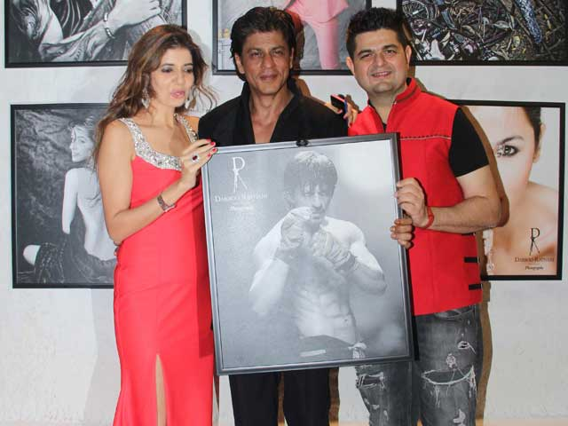 Bollywood at Dabboo Ratnani's Calendar Launch