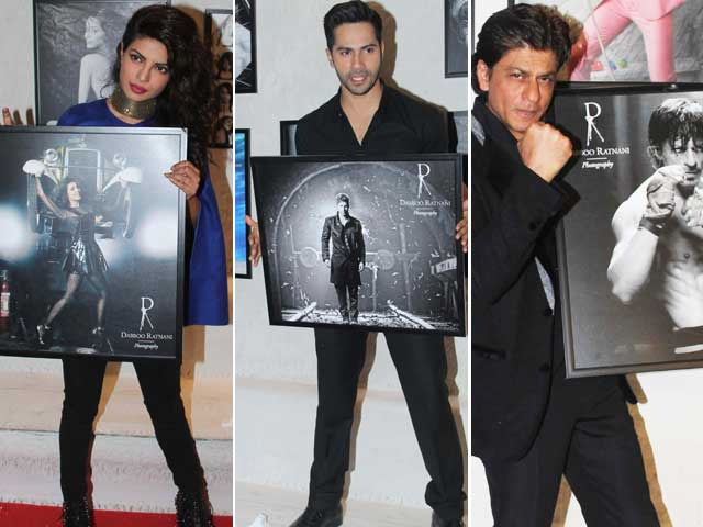 Video : A Star-Studded Calendar Launch, Dhoom Again For Hrithik