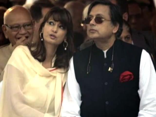 Video : Police Pressuring Domestic Help, Trying to Frame Me, Shashi Tharoor Wrote to Police Chief
