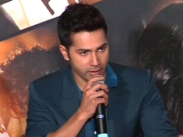 Varun Dhawan, The Angry Young Man Who Can Sing
