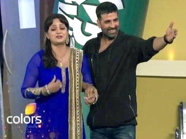 Video : Kapil Sharma's Comedy Nights With Akshay Kumar