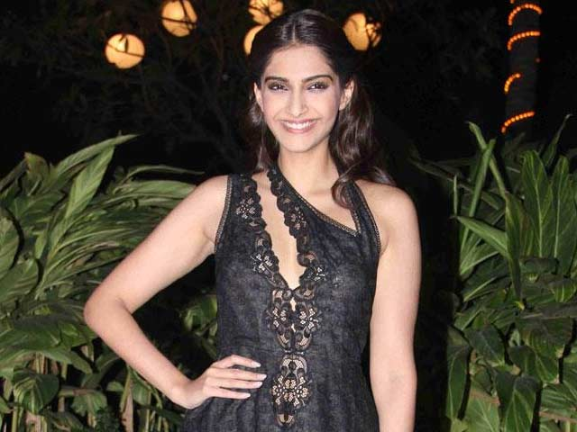 Sonam Kapoor's Double-Speak