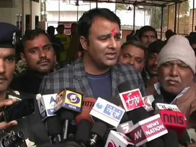 Video : Over 100 Samajwadi Party Legislators Ready to Join BJP, says Lawmaker Sangeet Som