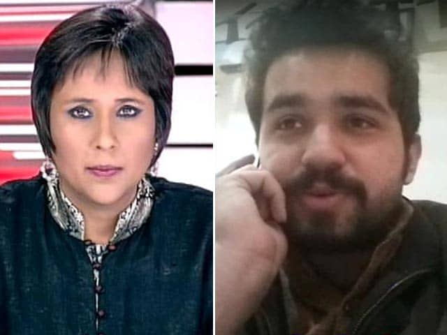 Video : Peshawar Massacre: Martyred Principal's Proud Son Speaks to NDTV