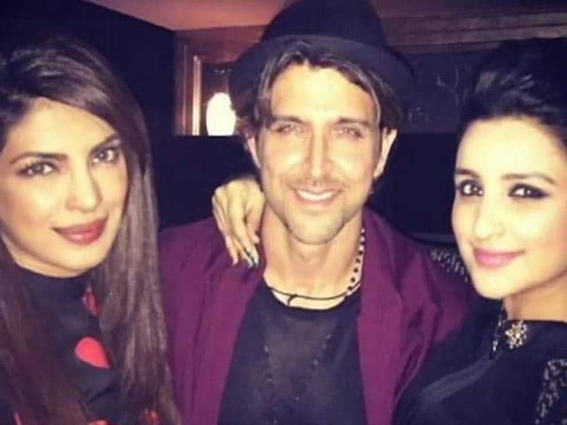 Inside Hrithik Roshan's Birthday Party