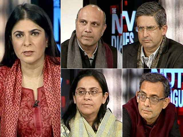 Video : The NDTV Dialogues: Status of Education in India