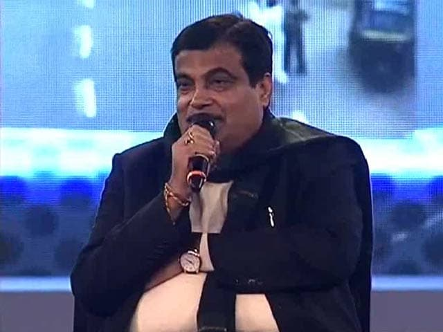 Video : 3 per cent of the GDP Is Lost Every Year Due To Accidents: Nitin Gadkari