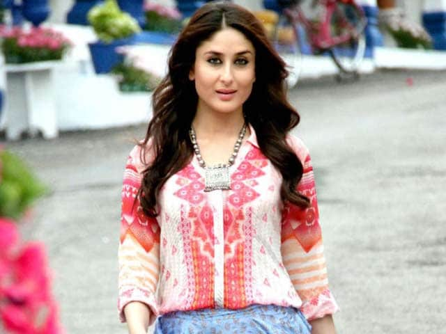 Kareena Kapoor Wants 'Family of Her Own'
