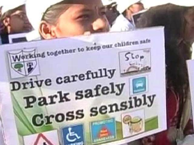 Video : Diageo-NDTV Celebrate India Road Safety Week - Part 2