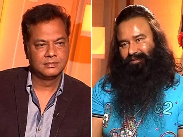 Video : फ़िल्म के साथ जो भी होगा, सब ईश्वर का चमत्कार : राम रहीम