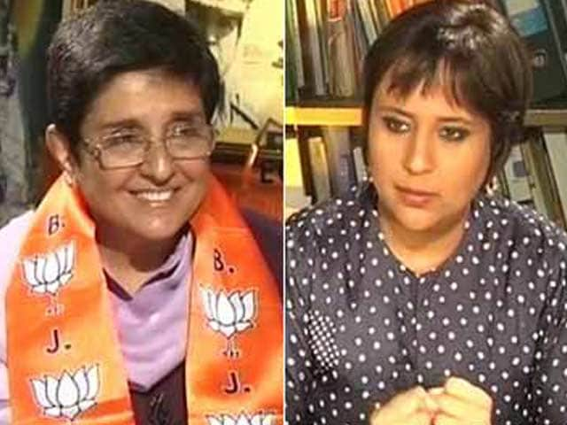 Video : BJP's Chief Minister Contender On Modi, Anna, Kejriwal and More