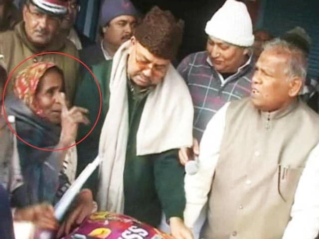 Video : How a Hindu Widow Saved 10 Muslims in Bihar Riots