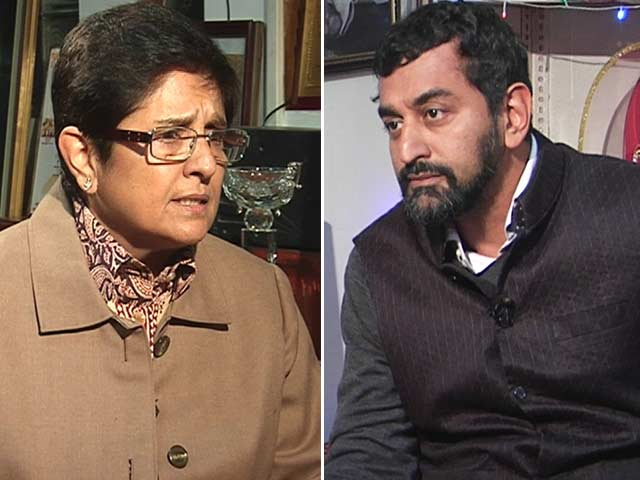 Video : Kiran Bedi Lavishes Praise on RSS, Says They Have 'United the Country'