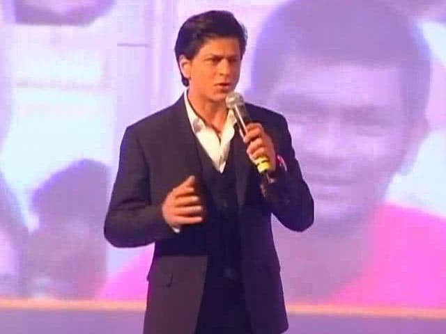 Shah Rukh Khan is Back on TV