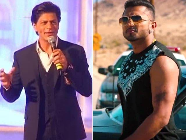 Shah Rukh Khan is Back on TV, Honey Singh in Rehab