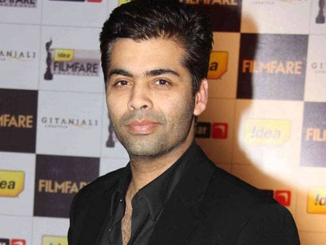 Karan Johar is Excited About Barack Obama's India Visit