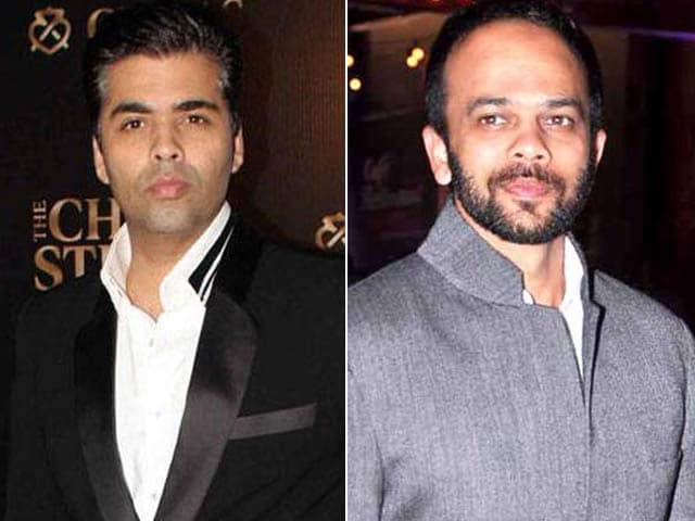 Karan Johar Excited About Obama's Visit, Rohit Shetty's Casting Coup