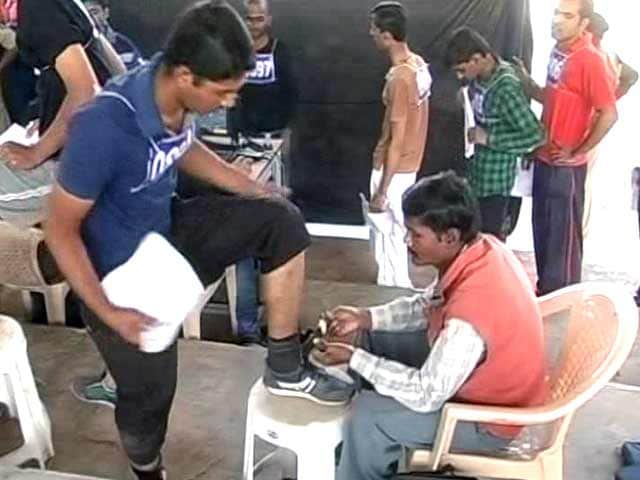 Video : Gujarat Police Recruitment Goes Hi-Tech in an Attempt to Avoid Corruption