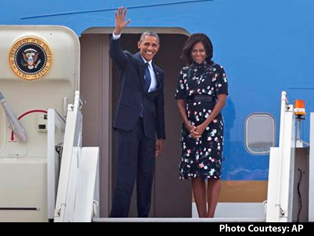 Video : US President Barack Obama Wraps Up Three-Day Visit to India