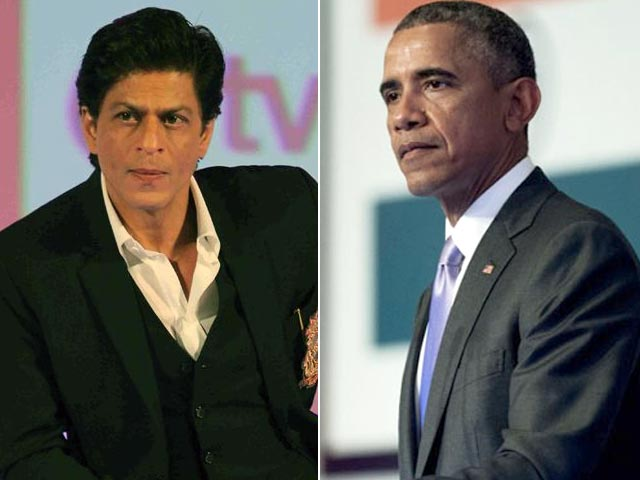 Why SRK Was The Only Khan Obama Mentioned