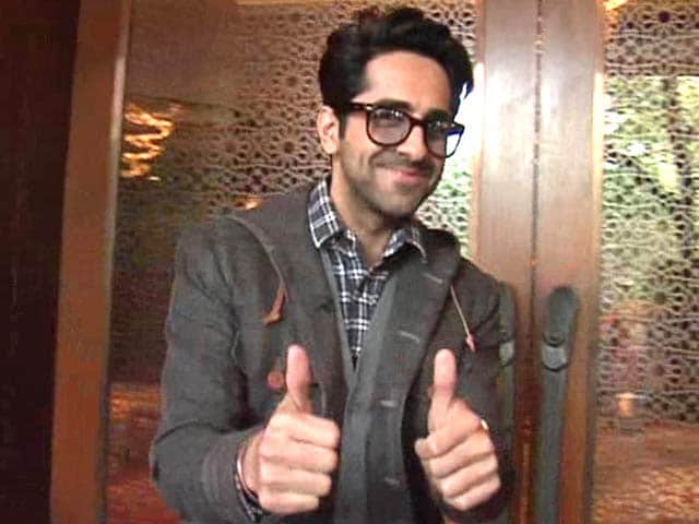 Given a Chance, I Would Have Been an Actor in the 60s: Ayushmann Khurrana