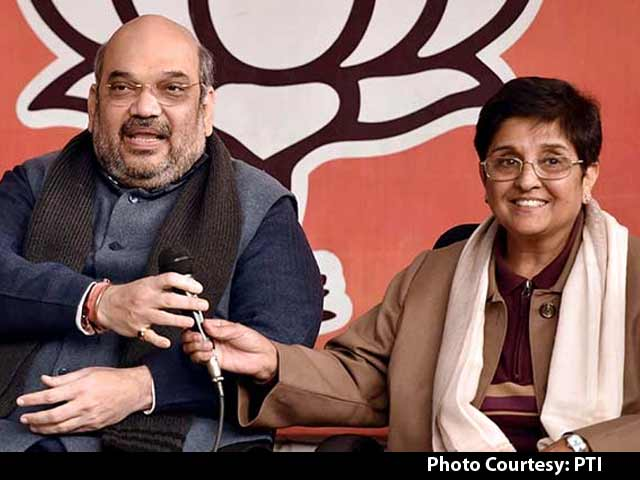 Video : No Manifesto for Delhi Polls, Only a Vision Document, Says BJP