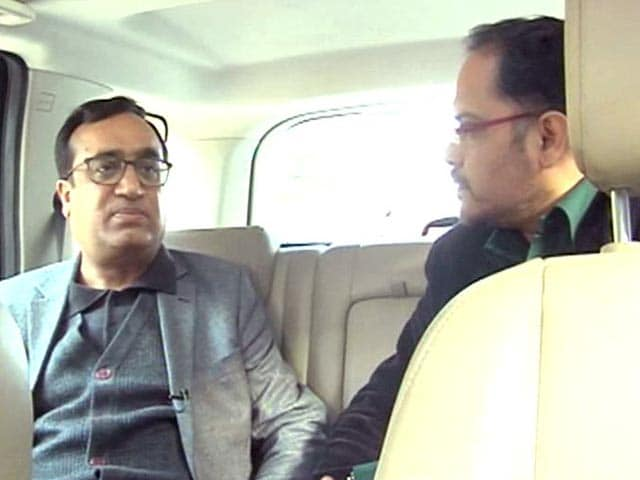 Video : 'No Way!' Says Congress on Supporting Aam Aadmi Party