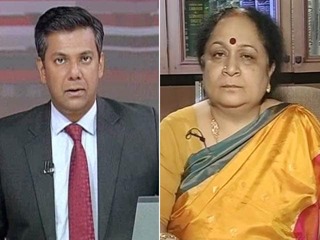 Video : 'I Left the Congress Because I Felt Suffocated': Jayanthi Natarajan to NDTV