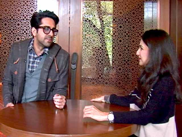 Video : Meet the Nerdy Ayushmann Khurrana!