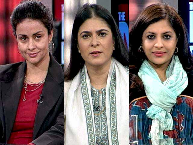 Video : The NDTV Dialogues: Political Churn in India's Capital