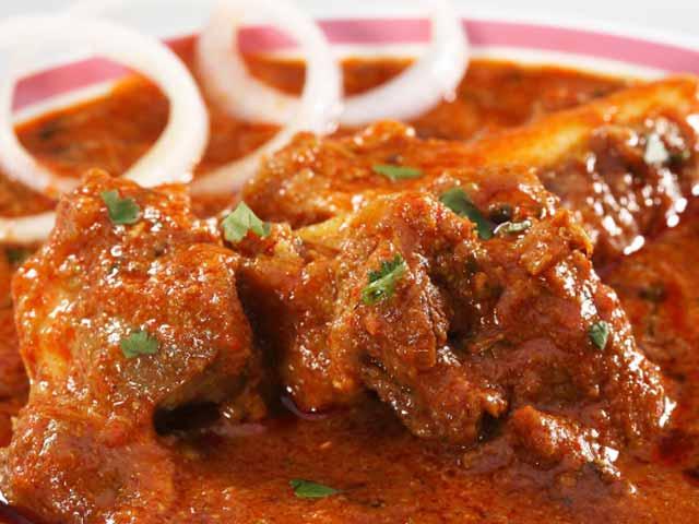 Gosht awadhi korma ndtv food videos for Awadhi cuisine vegetarian