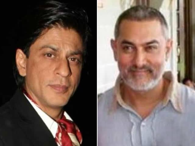 Why SRK Was The Only Khan Obama Mentioned; Aamir's Shades of Grey
